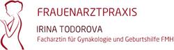Frauenärztin Zug – Irina Todorova Logo
